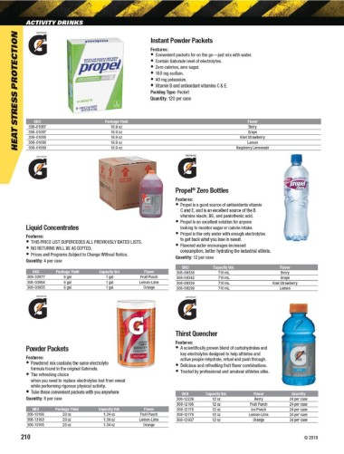 Page 210 - Armchem First Aid Safety Catalog