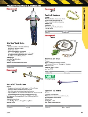 Page 49 - Armchem First Aid Safety Catalog
