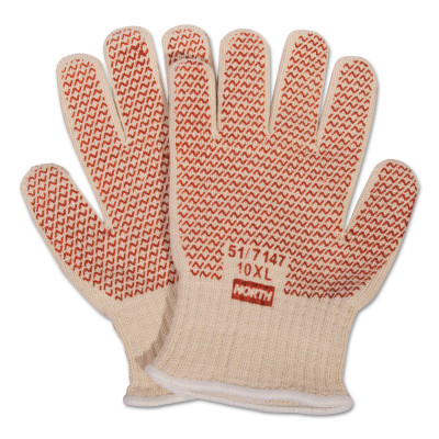 Honeywell North Grip N Hot Mill Nitrile Coated Gloves 068-51