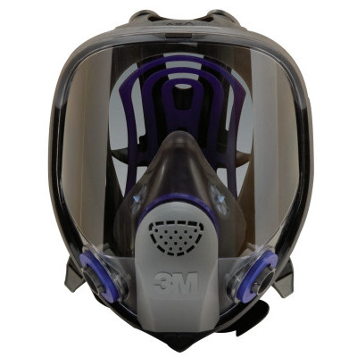 3M Personal Safety Division Ultimate FX Full Facepiece