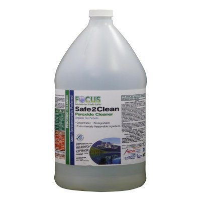 Safe 2 Clean Peroxide Cleaner, 1 Gal (Case of 4)