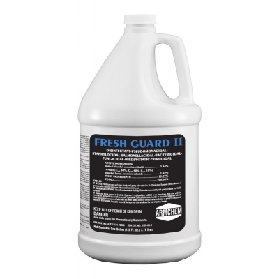 Fresh Guard II Cleaner Disinfectant (Multiple Sizes Available)