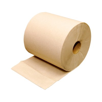 Hardwound Roll Natural Hand Towels