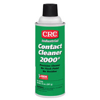 CRC Contact Cleaner 2000 Precision Cleaners 125-03150