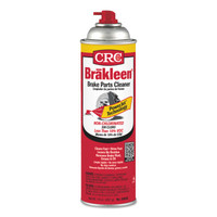 CRC 50 State Formula Brakleen Brake Parts Cleaners 125-05050