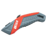 Crescent/Wiss Auto-Retracting Safety Utility Knives 186-WKAR2