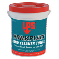 LPS WorkPlace Hand Cleaner Towels 428-09200