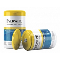 EVERWIPE Disinfectant Wipes - Promo Pack (2 Tubs per Case)