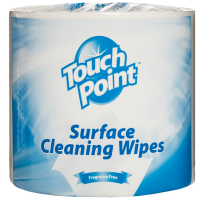 TouchPoint Disinfectant Wipes (Case of 2)